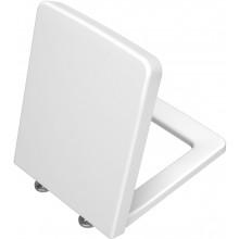 VITRA T4 WC sedátko 360x463mm, duroplast, bílá