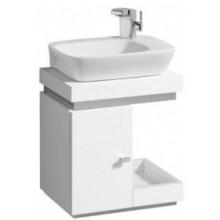Nábytek skříňka pod umývátko Keramag Silk 40x44x29cm lesklá bílá
