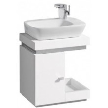 KERAMAG SILK skříňka pod umývátko 40x44cm bílá lesklá 816442000