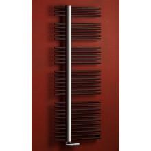 Radiátor koupelnový PMH Kronos 600/1182 631 W (75/65C) hnědá RAL8017 FS