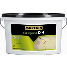 MUREXIN SUPERGRUND D4 základní nátěr 5kg, jednosložkový, rychleschnoucí, žlutá