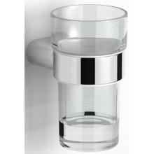 CONCEPT 200 STYLE držák se skleničkou 93x115mm sklo, chrom