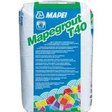 MAPEI MAPEGROUT T40 tixotropní malta 25kg, vyztužená vlákny, šedá