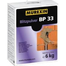 MUREXIN BP 33 cementová malta 6kg, fixační, rychletuhnoucí