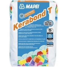 MAPEI KERABOND T cementové lepidlo 25kg se sníženým skluzem, šedá