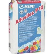 MAPEI ADESILEX P10 cementové lepidlo 25kg, jednosložkové, bílá