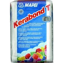 MAPEI KERABOND T cementové lepidlo 25kg, se sníženým skluzem, bílá