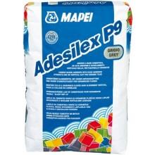 MAPEI ADESILEX P9 cementové lepidlo 25kg, se sníženým skluzem, bílá