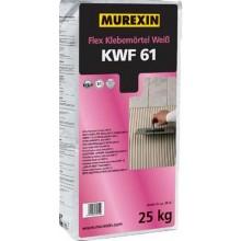 MUREXIN FLEX KWF 61 lepící malta 25kg, deformovatelné, s redukovanou prašností, bílá