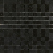 MARAZZI EVOLUTIONMARBLE mozaika 29x29cm, lepená na síťce, nero marquina