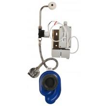 SANELA SLP36RZ radarový splachovač, 230V AC, pro pisoár Golf, na liště, s integrovaným zdrojem