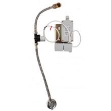 SANELA SLP54RZ radarový splachovač, 230V AC pro pisoár D-Code, na liště, s integrovaným zdrojem