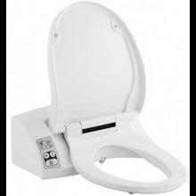 GEBERIT AQUACLEAN 5000 sprchovací sedátko 48,5x50,7cm, alpská bílá
