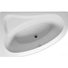 RIHO LYRA BA63 vana 170x110x46,5cm, asymetrická, pravá, akrylátová, bílá