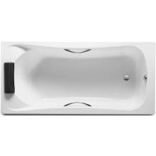ROCA BECOOL akrylátová vana 1900x900mm s madly, zápustná, obdélníková, bílá