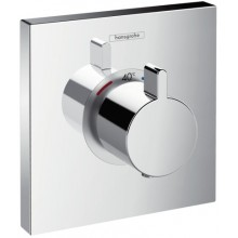 HANSGROHE SHOWERSELECT sprchová baterie 155x155mm, podomítková, termostatická, vrchní díl, chrom