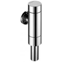 SCHELL SCHELLOMAT BASIC SV tlakový splachovač WC DN20, s uzavíracím ventilem, chrom