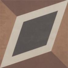 VILLEROY & BOCH CENTURY UNLIMITED CF4K dekor 20x20cm, multicolor bunt