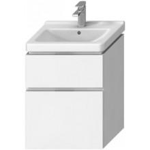 JIKA CUBITO-N skříňka pod umyvadlo 540x399x683mm, 2 zásuvky, bílá