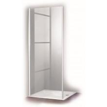 CONCEPT 50 sprchová stěna 800x1850mm boční, stříbrná/čiré sklo PT620502.069.321