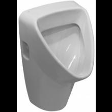 JIKA LIVO ANTIVANDAL urinál 360x330x575mm, odsávací, s radarovým sensorem, bílá 8.4020.0.000.483.1