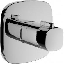 LAUFEN CITYPLUS vrchní díl sprchové baterie, termostatická, podomítková, chrom