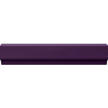 IMOLA CENTO PER CENTO dekor 3,5x18cm violet, B.CENTO 3VA