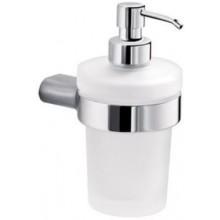 INDA MITO dávkovač tekutého mýdla 80x130x150mm, nástěnný, chrom