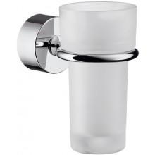 HANSGROHE AXOR UNO 2 sklenička na ústní hygienu, chrom