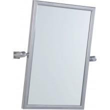 AZP BRNO REHA zrcadlo výklopné 400x600mm, nerez-brus