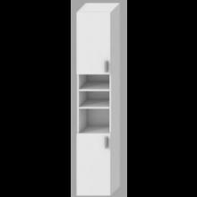 JIKA Lyra pack skříňka 320x251mm vysoká, mělká, bílá