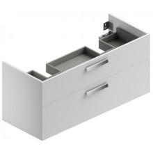 CONCEPT 200 skříňka pod umyvadlo 1215x484x550mm, závěsná, bílá lesk