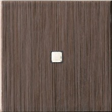 IMOLA BLOWN 10T1 dekor 10x10cm brown