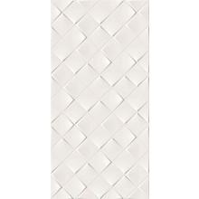 VILLEROY & BOCH MONOCHROME MAGIC dekor 30x60cm, white, relief/lesk ceramicplus