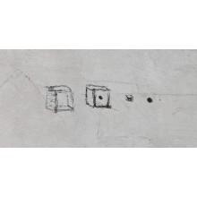 REFIN ARTE PURA dekor 37,5x75cm grafismi pietra