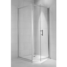 Zástěna sprchová boční Jika sklo Cubito Pure 90x195 cm arctic