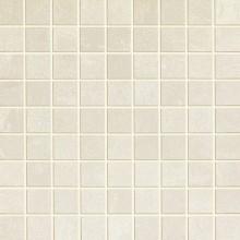 MARAZZI SISTEMN mozaika 30x30cm lepená na síťce, neutro bianco