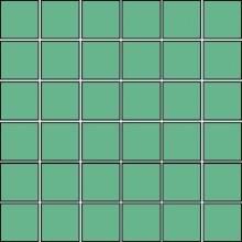 VILLEROY & BOCH PRO ARCHITECTURA dlažba 30x30cm, mozaika 4,8x4,8cm, green