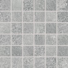 RAKO STONES mozaika 30x30(5x5)cm, šedá