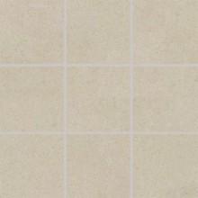RAKO ROCK mozaika 30x30cm, 10x10cm, mat hladká, slonová kost