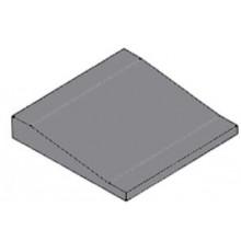 VILLEROY & BOCH PRO ARCHITECTURA dlažba 10x10cm, běžec, grey 50%