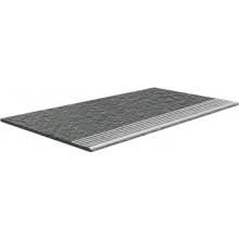 IMOLA MICRON 2.0 schodovka 30x60cm, dark grey