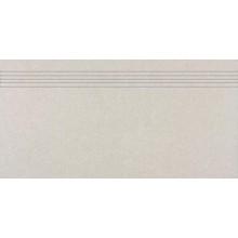 RAKO ROCK schodovka 30x60cm, mat, bílá