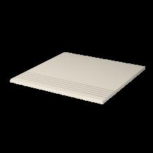 RAKO TAURUS COLOR schodovka 30x30cm, mat, bílá