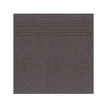 PATRIOT STARLINE schodovka 30x30cm, mat, černá