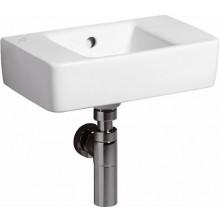 KERAMAG RENOVA NR. 1 umývátko 40x25cm, bez otvoru pro baterii, s přepadem, bílá 272143000