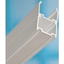 RAVAK BLNPS nastavovací profil ke sprchovým koutům výška 1900mm bright alu E778801C1900B