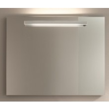 DURAVIT FOGO zrcadlo 997x23/76mm s osvětlením, dub bělený/dub bělený FO961606565