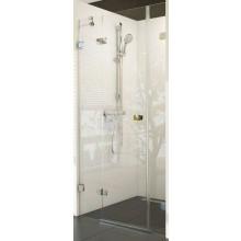 RAVAK BRILLIANT BSD3 110R sprchové dveře 1100x1950mm, třídílné, pravé, chrom/transparent