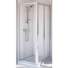 IDEAL STANDARD TIPICA sprchové dveře 80x185cm, silver brill/sintetico matt T2492YB